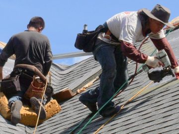 Roof Replacements & Re-roofing