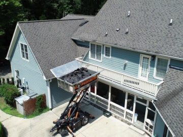Roof Replacements Wake Forest NC