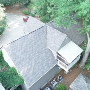 GAF Glenwood Roof Replacement Project