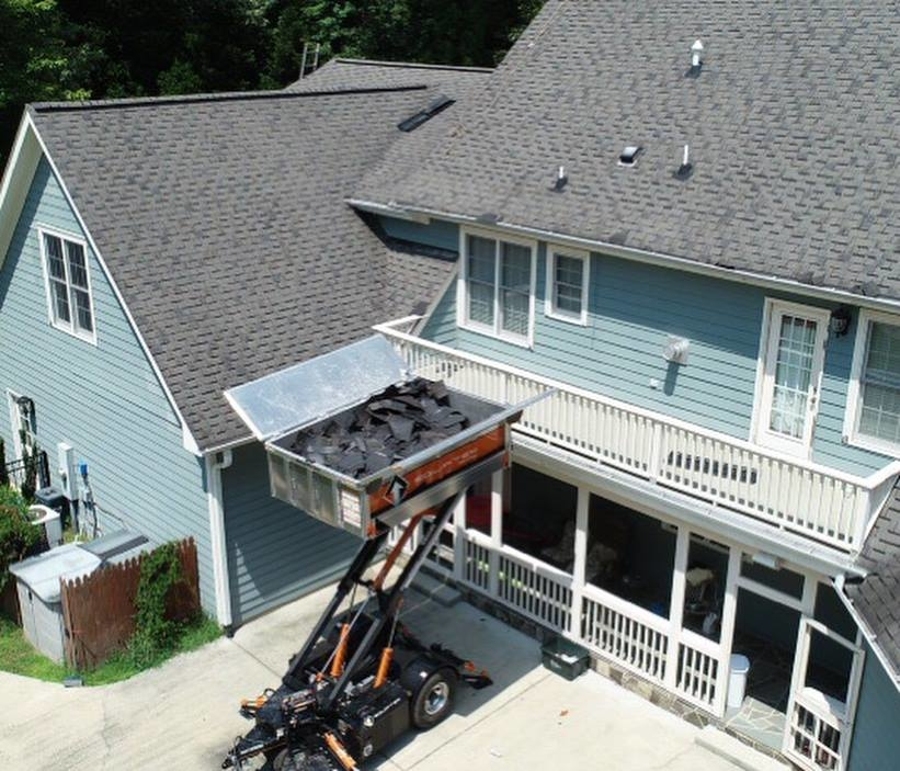 Johnson Project – Roof Replacement Wake Forest NC