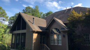 Moore Project – Roof Replacement Wake Forest NC