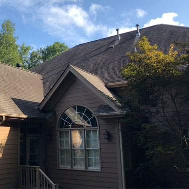 Completed Roof Replacement Project